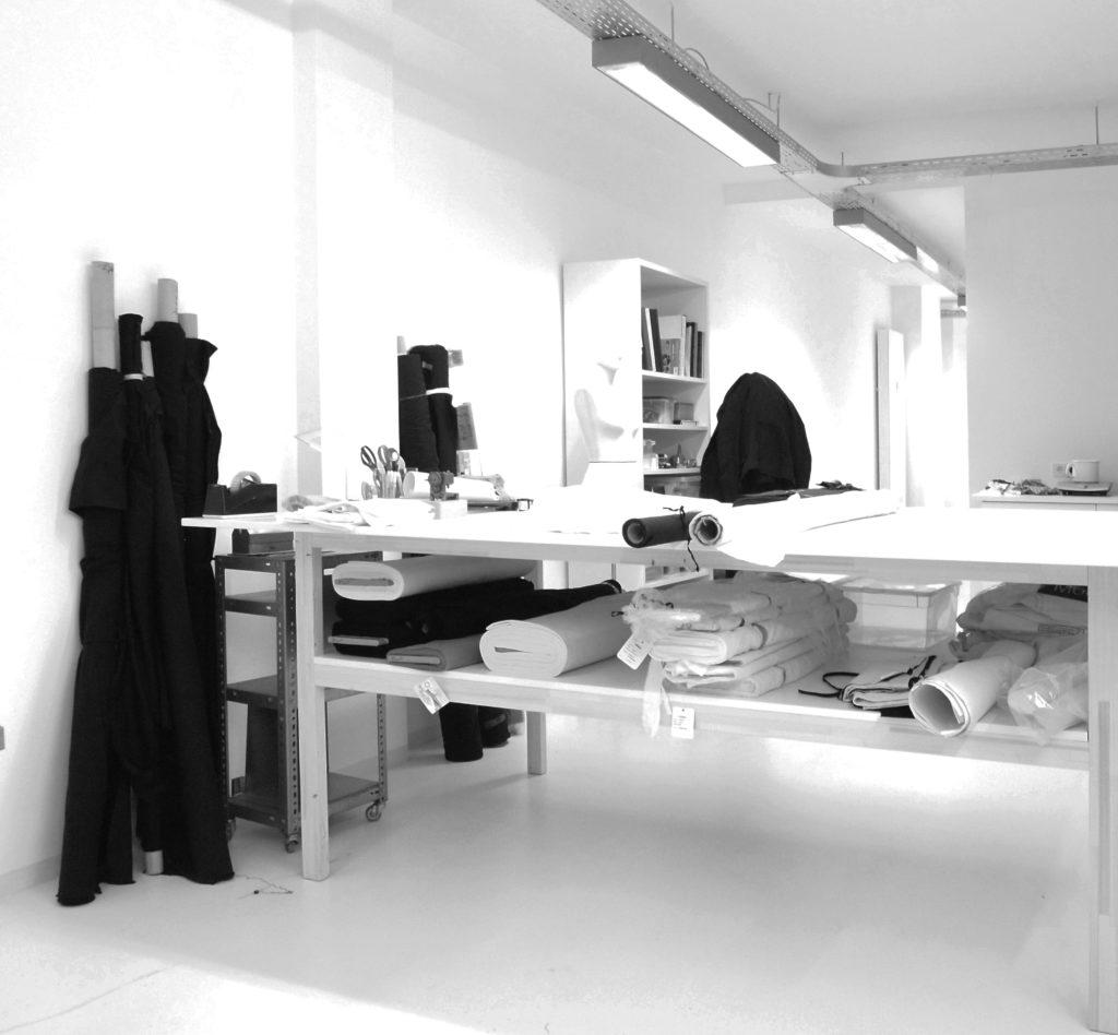 Einblick in das Atelier kolle-kuntz